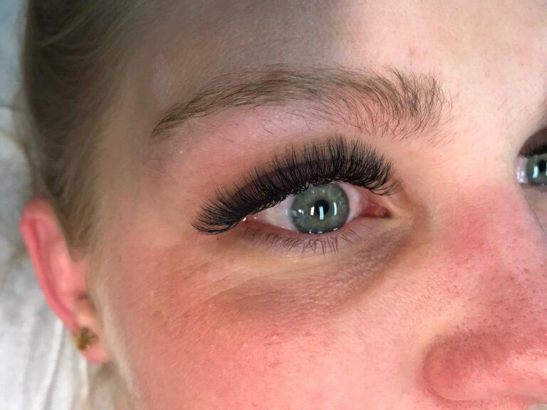 eyebrows lamination